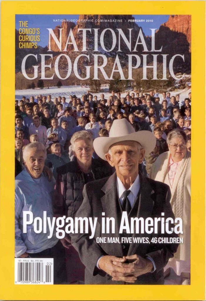 National Geographic Magazine Cover February 2010